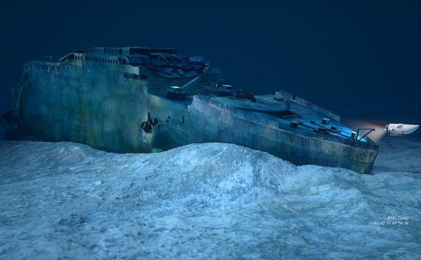Podrás visitar la destrucción del Titanic en un minisubmarino