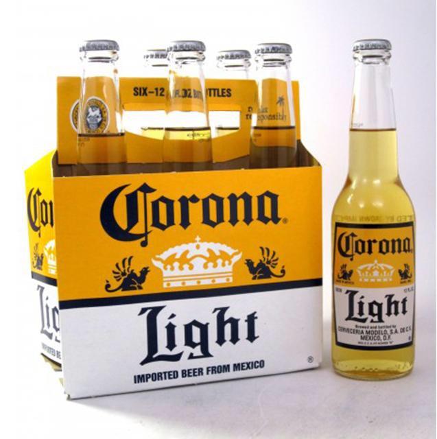 Light calorias cerveza corona