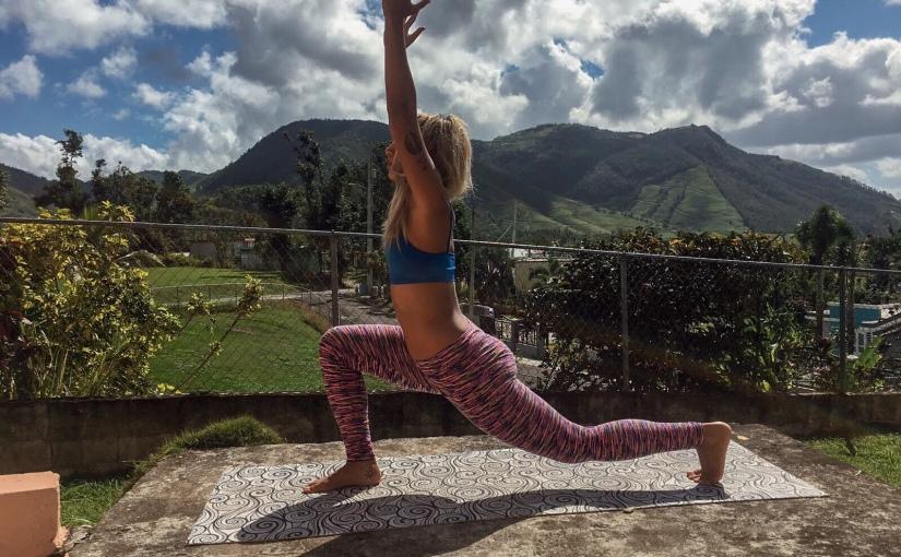 Las poses de Yoga para comenzar eldía
