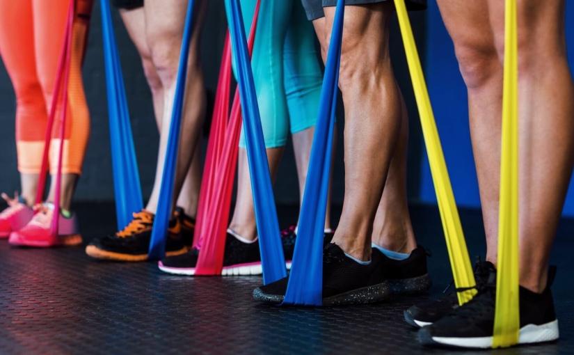 18 ejercicios con bandaelástica