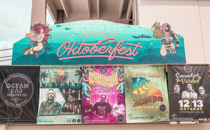Oktoberfest en Vivo BeachClub