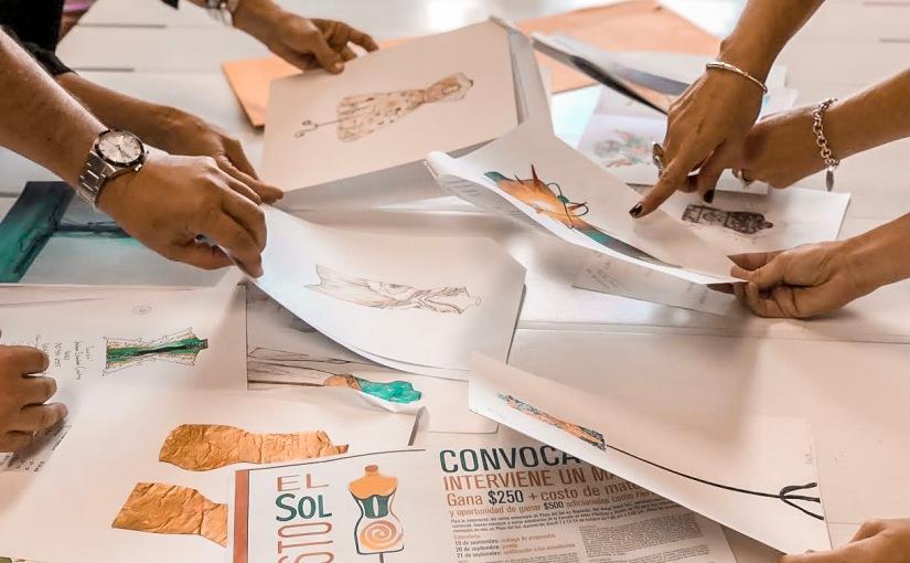 Estudiantes de la Escuela de Artes Plásticas presentan exposición en Plaza delSol